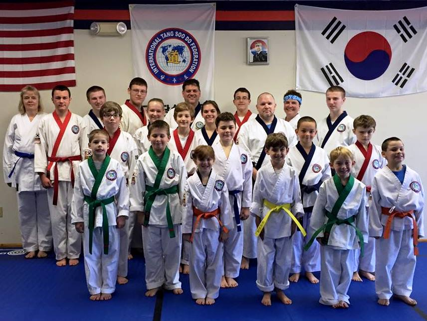 Eastern Shore Tang Soo Do
